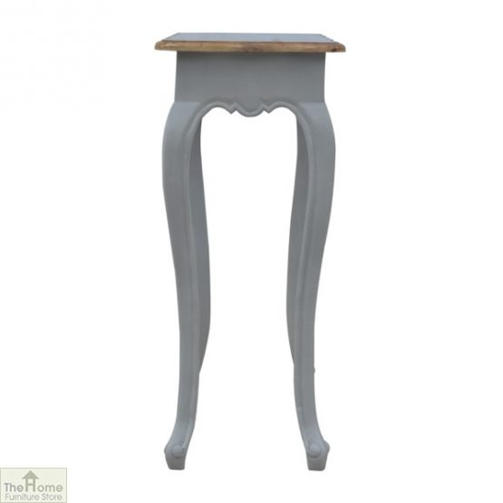 French Grey Console Table_3