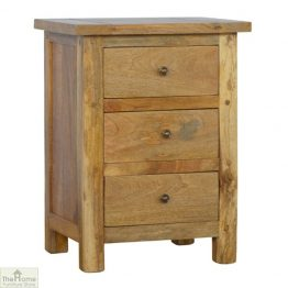 Country 3 Drawer Bedside Unit_1