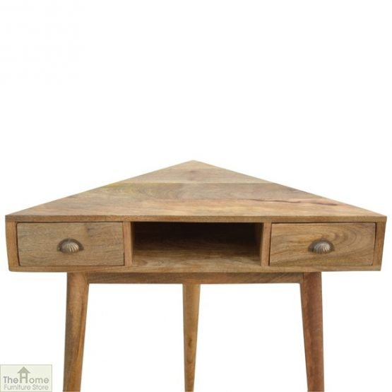 Corner 2 Drawer Console Table_6