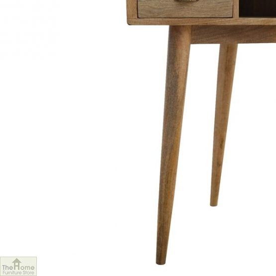 Corner 2 Drawer Console Table_5