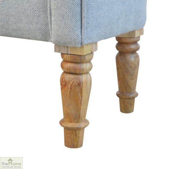 Grey Tweed Bench_7