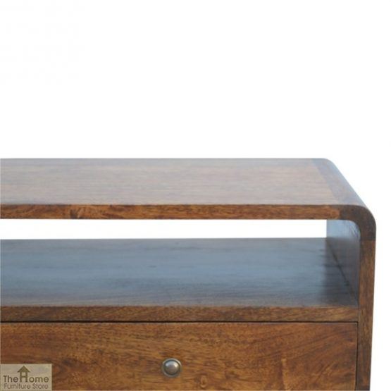 Curved 2 Drawer Console Table_7