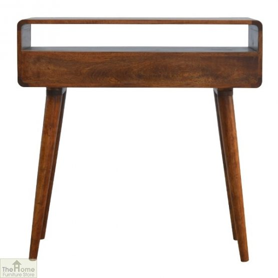 Curved 2 Drawer Console Table_3