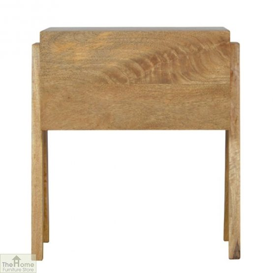 V-Shaped 2 Drawer End Table_3