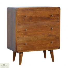 Curved 3 Drawer Chest_1