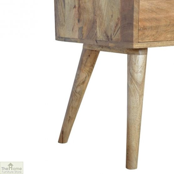 4 Drawer Console Table_4