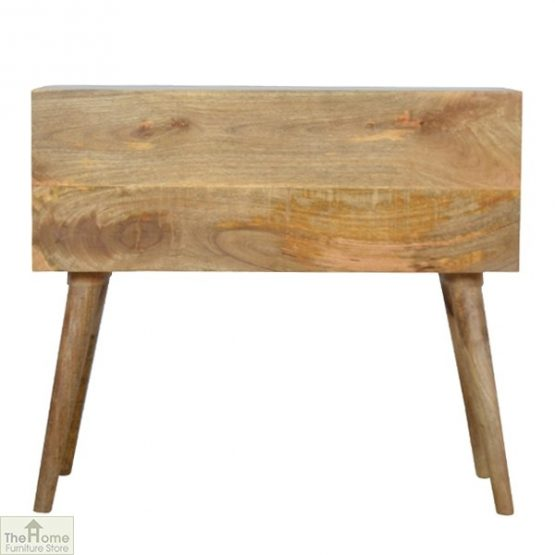 4 Drawer Console Table_2