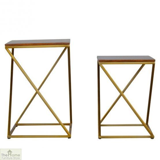 Gold Base Nest 2 Tables_2