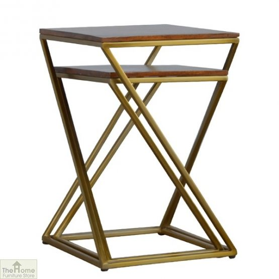 Gold Base Nest 2 Tables_3