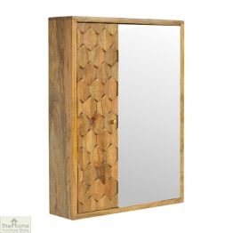 Carved Mirrored Cabinet_1