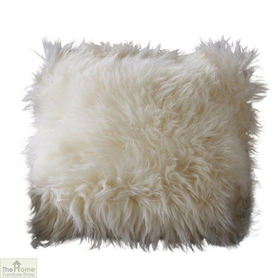 Natural Sheepskin Cushion