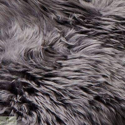 Grey Sheepskin Rug_2