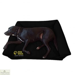 Black Waterproof Dog Sofa Bed