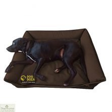 Brown Waterproof Dog Sofa Bed