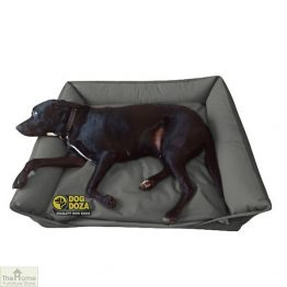 Grey Waterproof Dog Sofa Bed