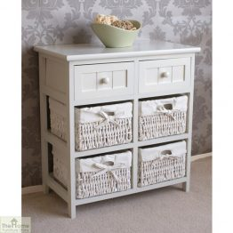 Casamoré Whitehaven 2 Drawer 4 Basket Unit_1