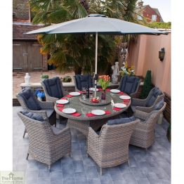 Casamoré Corfu Woodash 8 Seater Oval Dining Set_1
