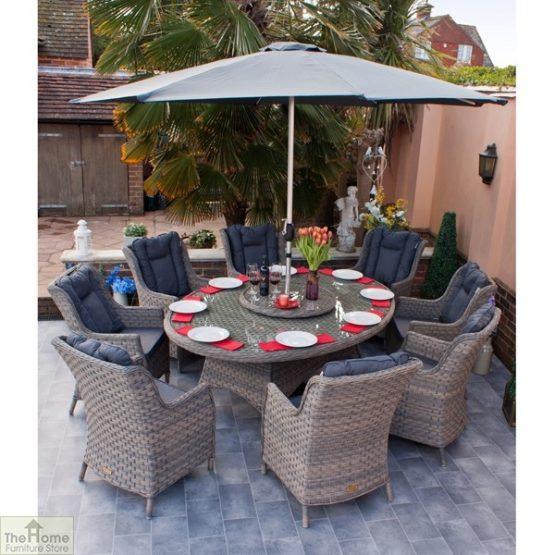 Casamoré Corfu Woodash 8 Seater Oval Dining Set_1