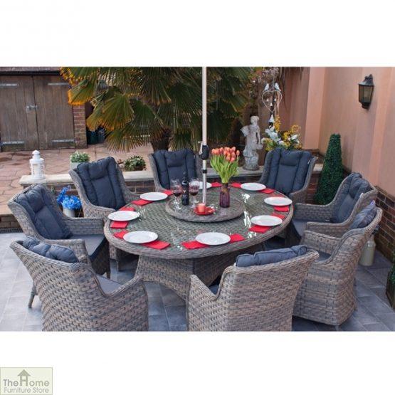 Casamoré Corfu Woodash 8 Seater Oval Dining Set_6