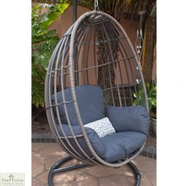 Casamoré Corfu Woodash Hanging Chair_1