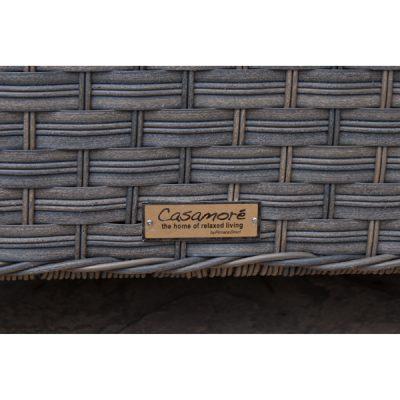 Grey Garden Furniture Reclining Armchair Set_16
