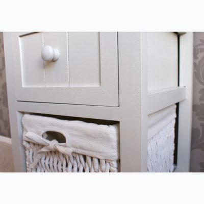 Casamoré Whitehaven 1 Drawer 1 Basket Unit_5