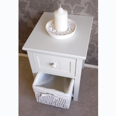 Casamoré Whitehaven 1 Drawer 1 Basket Unit_3