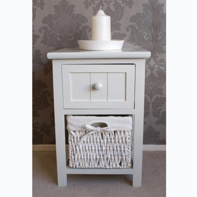 Casamoré Whitehaven 1 Drawer 1 Basket Unit_2