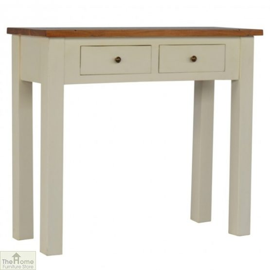 Woodbridge 2 Drawer Console Table_1