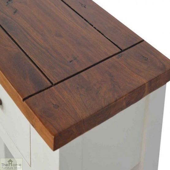Woodbridge 2 Drawer Console Table_4