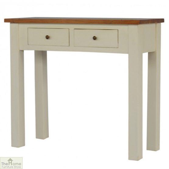 Woodbridge 2 Drawer Console Table_2