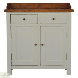 Woodbridge 2 Drawer 2 Door Cabinet