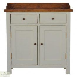 Woodbridge 2 Drawer 2 Door Cabinet