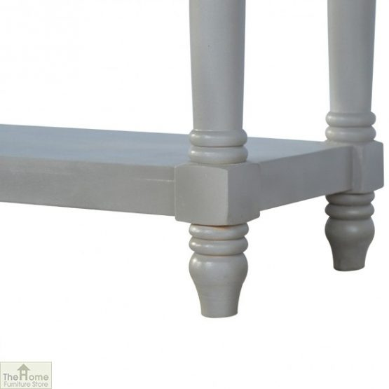Toulon Grey 3 Drawer Console Table_6