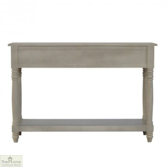 Toulon Grey 3 Drawer Console Table_8