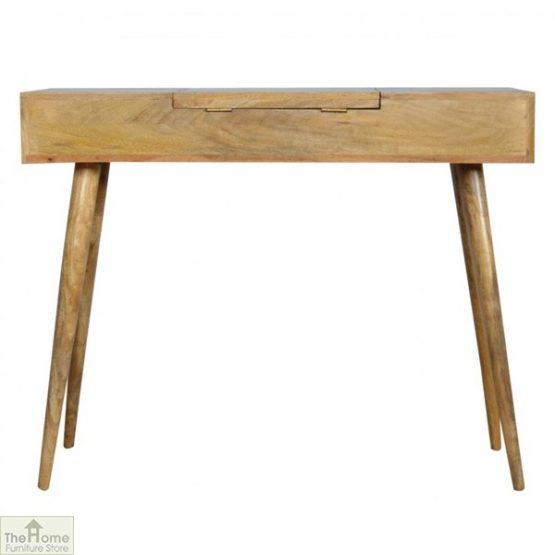Winchester Pink 3 Drawer Dressing Table_8