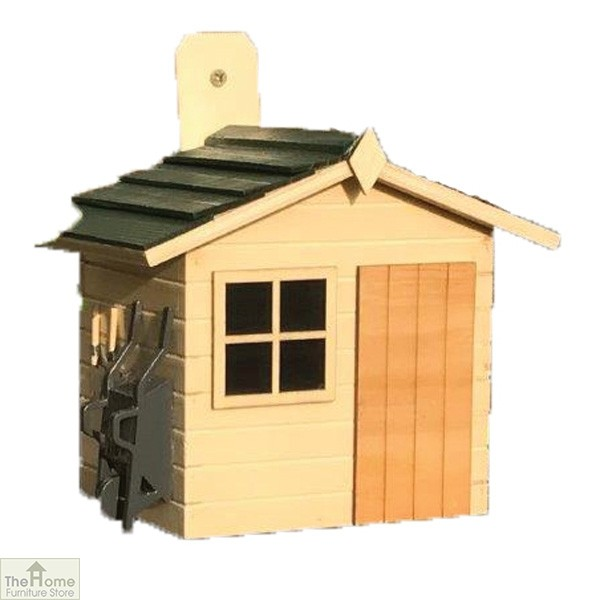 Garden Shed Bird House