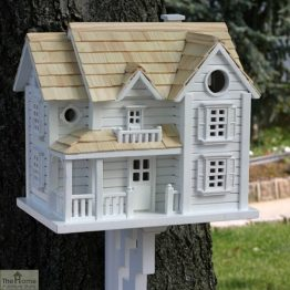 Kingsgate Cottage White Bird House_1