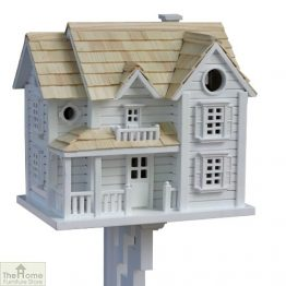 Kingsgate Cottage White Bird House