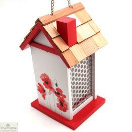 Poppy Design Hanging Bird Feeder