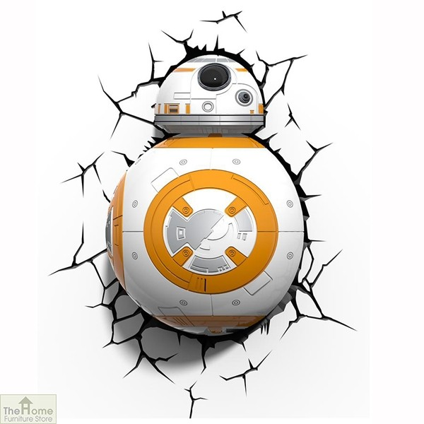 Star Wars BB-8 Wall Light