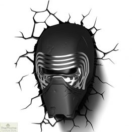 Star Wars Kylo Ren Wall Light