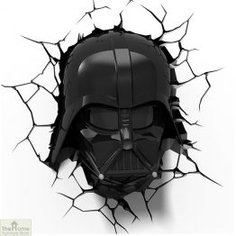 Star Wars Darth Vader Wall Light
