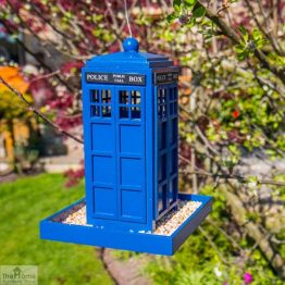 Police Box Bird Feeder_1