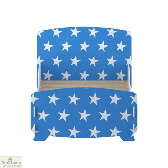 Blue Star Junior Toddler Bed_3