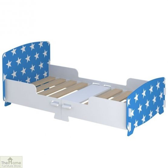 Blue Star Junior Toddler Bed_2