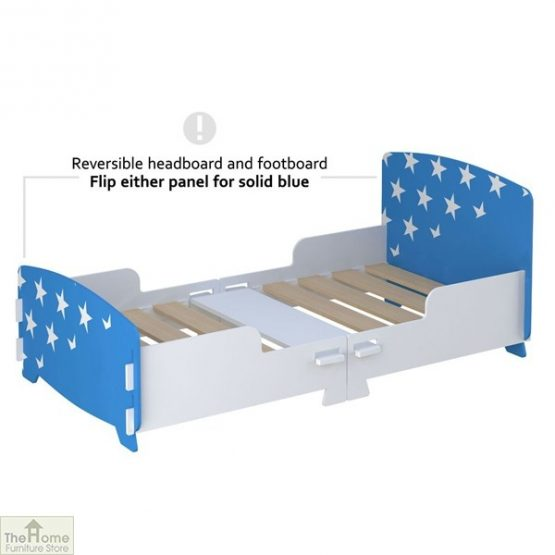 Blue Star Junior Toddler Bed_4