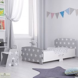 Grey Star Junior Toddler Bed_1