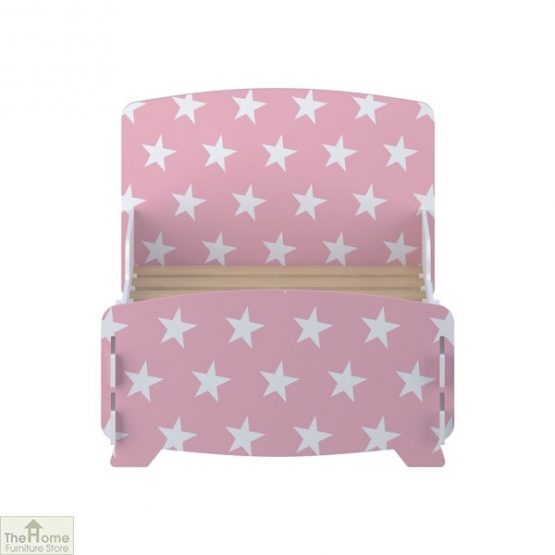 Pink Star Junior Toddler Bed_3