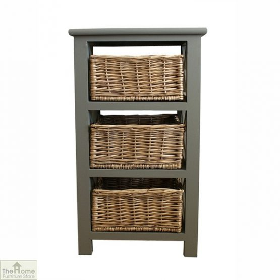 Casamoré Gloucester 3 Drawer Storage Unit